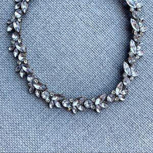 2/$25 -  Crystal Collar Necklace